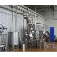 Wholesale SUS304 Auto Drink Making Machine / Soya Milk Plant With 6-9 Months Shelf Life from china suppliers