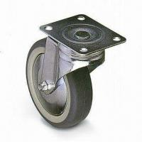 Wholesale PUP/TPR Industrial Caster with Outside Diameter of 125mm from china suppliers
