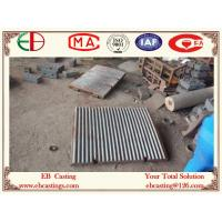 Wholesale AS2027 Ni-hard Fixed Jaw Plate Castings for Jaw Crushers EB10001 from china suppliers
