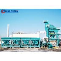 Wholesale Stationary Road Asphalt Mixing Plant Dynamic With Frequency Invertor Custom LOGO from china suppliers
