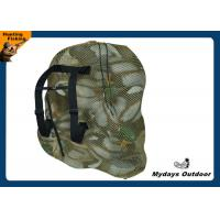 Wholesale Nylon Black Mesh Duck Decoy Bags Durable Backpack Straps 47 X 50 from china suppliers