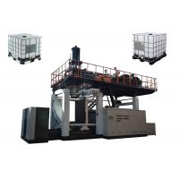 Wholesale Extrusion IBC Tank Blow Molding Machine 514kw Total Power For 220L Chemical Drum from china suppliers