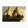 Button Drill Dth Hammer Bit Custom Tungsten Carbide Parts For Coal Mine Drill Rock Bit for sale