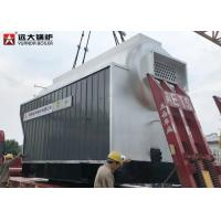 Wholesale High Efficiency 5 Ton Wood Fired Steam Boiler Biomass Fuel Boiler For Paper Mill from china suppliers
