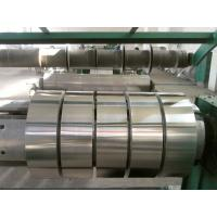Best 8011 O / 3003 H22 H24 Big Roll Coil  Aluminium Foil Roll Semi-rigid Container SRC  wholesale