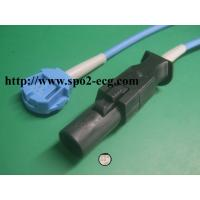China Ohmeda SPO2 Extension Cable 8ft Hypertronic 7 Pin Blue Color 1 Year Guarantee for sale