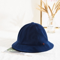 Wholesale Terry Cloth Fabric 60cm Fisherman Bucket Hat Customization Woven Tag from china suppliers