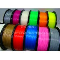 Wholesale Red / Pink 3D Pen Filament 100% Virgin 3D Printer Filament Materials from china suppliers