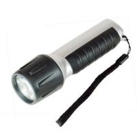 China Plastic flashlight on sale