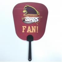 Wholesale 0.6mm PET 3D Lenticular Hand Fans / Custom Printed Hand Fan With 3D Lenticular Printing from china suppliers