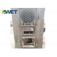 Quality 400KG Atmospheric Pressure Biomass Steam Generator High Strength Steel Material for sale
