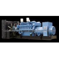Wholesale 1700kVA Mtu High Pressure Generator Set (C1700M) from china suppliers