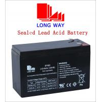 Wholesale 12volt Car,Computer UPS, Electric Power, Lighting, Electric Bicycle VRLA Lead Acid Battery UPS Batteries 12V9AH from china suppliers