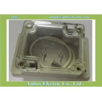 Wholesale Weatherproof Electrical 83*58*33mm Wall Mount Plastic Enclosure from china suppliers