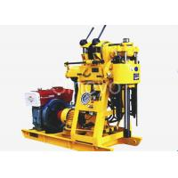 Wholesale Mechenical Spindle Geology Road Exploration Blasting Hole Core Drilling Rig XY-1 with drilling depth 100m from china suppliers