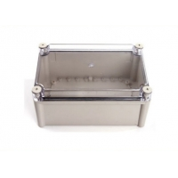 Wholesale PCB Junction Box 280*190*130mm Ip65 Enclosure Clear Lid from china suppliers