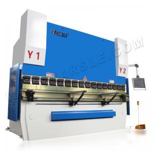 China DA58T Delem system Hydraulic sheet metal bending machine CNC sheet metal brake press on sale