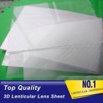 China buying 3D Lenticular Lens Material Sheets 50 lpi 60 lpi 70lpi flip lenticular plastic sale and import India Philippines for sale