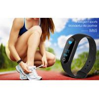 Wholesale Health Smart Waterproof Fitness Tracker Bracelet Watch Support Remote Control Camera from china suppliers