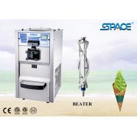 Table Top Soft Serve Freezer Commercial Ice Cream Making Machine 38Liter/Hour for sale