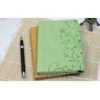 Wholesale Leather Cover Agenda with Back Pocket from china suppliers