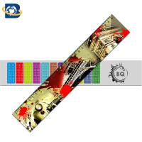 China Custom 3d lenticular Ruler Straight Rulers Promotional Gift Stationery for sale
