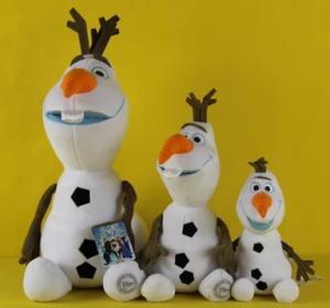Disney Frozen Olaf Plush toys