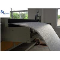 China Hollow POE Elastic Mattress Equipment , 3D Polymer Mattress Production Line on sale