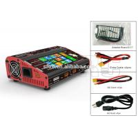 The new arrival HT206AC/DC DUO 400W LiIo/LiPo/LiFe/NiMH/NiCD Battery Multi Balance Charger/Discharger