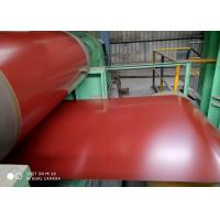 Wholesale Colorful Prepainted Steel Coil 0.15mm ~ 1.5mm Thickness For Decoration from china suppliers