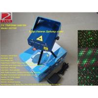 Buy cheap Mini laser stage lighting red + green laser star projector with more from wholesalers