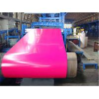 Best HPC , PVDF Paint Type Color Coated Aluminum Coil  Anti - Scratch Prepainted wholesale