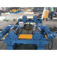 Best 40 Ton Motorized Movable Tank Turning Rolls Rotate Pipe Tank Vessel Boiler wholesale