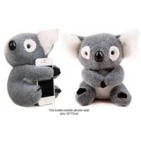 Buy cheap Koala Plush Mobile Phone Holder Toys from wholesalers