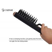 China Hair Care Styling Home Beauty Machine Electric Pro Automatic Brush Hair Straightener on sale