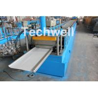 Wholesale PLC Control Cold Roll Forming Machine For Different Size Garage Door Panel from china suppliers
