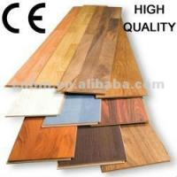 China HDF Laminate Flooring, High Quality Laminated Wooden Flooring on sale