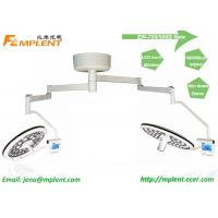ZW-700/500D New Surgery Operation Lamp Super Thin Double Dome Ceiling LED for sale
