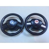 Wholesale DC12V Digital And Gauge Car Air Pump , Steering Wheel Shape Car Tyre Air Compressor from china suppliers