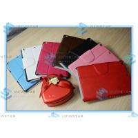 Wholesale Leather Flip Tablet PC Protective Case Stand Style With Card Holder , iPad 3 / iPad Air from china suppliers