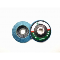 Wholesale 115mm Zirconia Aluminium Stainless Steel Polish Metal Flap Discs from china suppliers
