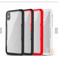 Wholesale Armor Glass Mobile Case Cover Tempered For Iphone X Shockproof Red Pink Green from china suppliers