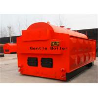 China Steam Generator Small Wood Pellet And Wood Chip Fired Biomass Steam Boiler For Drying Cleaning for sale