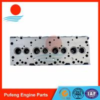 Wholesale Isuzu cylinder head supplier, precise and leakage tested cylinder head 4JH1 for NKR 8-97239-922-3 8-97239-922-4 from china suppliers