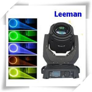 Best Rainproof 15r Sharpy Moving Head Light With Dot - Matrix Display , 5°-27° Linear Zoom wholesale