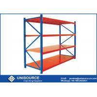 Wholesale Warehouse Storage Metal Shelving Systems Adjustable Boltless For 4S Auto Spare from china suppliers