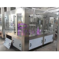 Wholesale Auto Beverage Filling Machine , Non-Carbonated Drink Filling Line from china suppliers