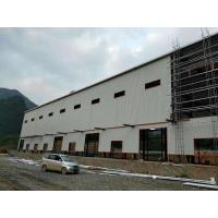 Wholesale Anti - Rusty Paint S355 Workshop Steel Structure 5000㎡ With Windows And Doors from china suppliers