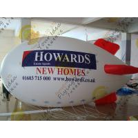 Wholesale Celebration Inflatable Zeppelin Airship Large 2.5m PVC Eye - Catching from china suppliers