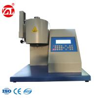 Wholesale ASTM D1238-98 Thermoplastics Melt Flow Index Tester , MVR / MFR Testing Equipment from china suppliers